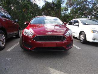 2016 Ford Focus SE SEFFNER, Florida 2