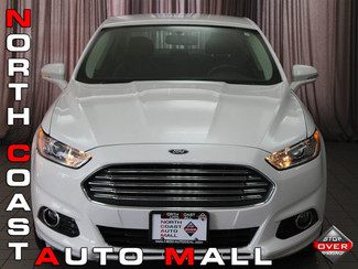 2016 Ford Fusion Titanium in Akron, OH