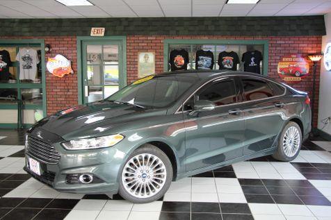 2016 Ford Fusion Titanium in Baraboo, WI