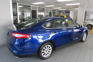2016 Ford Fusion S W/ BACK UP CAM Chicago, Illinois 2
