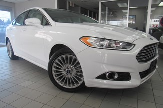 2016 Ford Fusion Titanium W/ BACK UP  CAM Chicago, Illinois