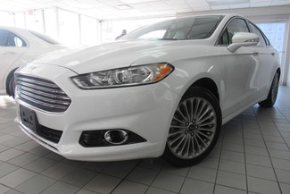 2016 Ford Fusion Titanium W/ BACK UP  CAM Chicago, Illinois 2