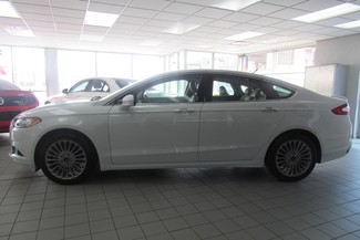 2016 Ford Fusion Titanium W/ BACK UP  CAM Chicago, Illinois 3