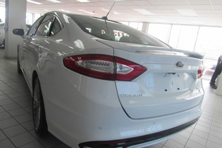 2016 Ford Fusion Titanium W/ BACK UP  CAM Chicago, Illinois 7