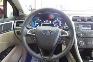 2016 Ford Fusion SE W/ BACK UP CAM Chicago, Illinois 14