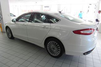 2016 Ford Fusion Titanium W/ BACK UP CAM Chicago, Illinois 3