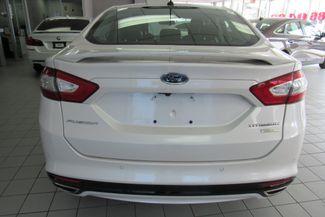 2016 Ford Fusion Titanium W/ BACK UP CAM Chicago, Illinois 4