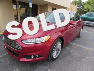 2016 Ford Fusion in Clearwater Florida