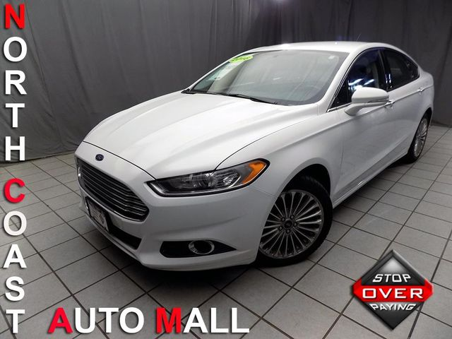 Used 2016 Ford Fusion, $14993