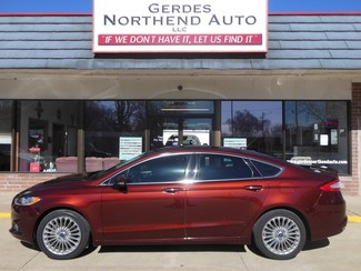 2016 Ford Fusion Titanium Clinton, Iowa