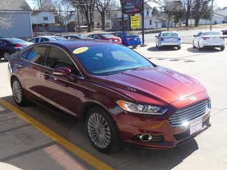 2016 Ford Fusion Titanium Clinton, Iowa 1