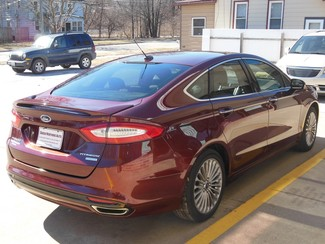 2016 Ford Fusion Titanium Clinton, Iowa 2