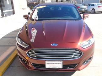 2016 Ford Fusion Titanium Clinton, Iowa 21