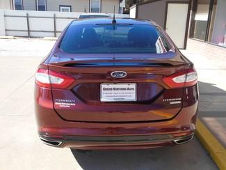 2016 Ford Fusion Titanium Clinton, Iowa 22