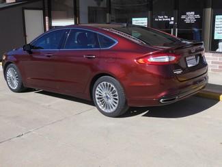 2016 Ford Fusion Titanium Clinton, Iowa 3