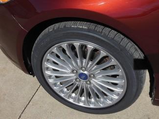 2016 Ford Fusion Titanium Clinton, Iowa 4