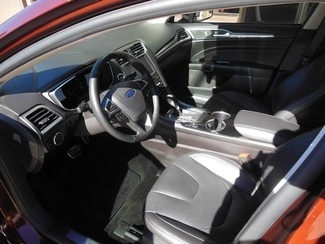 2016 Ford Fusion Titanium Clinton, Iowa 6