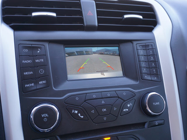 2016 Ford Fusion S Harrison, Arkansas 10