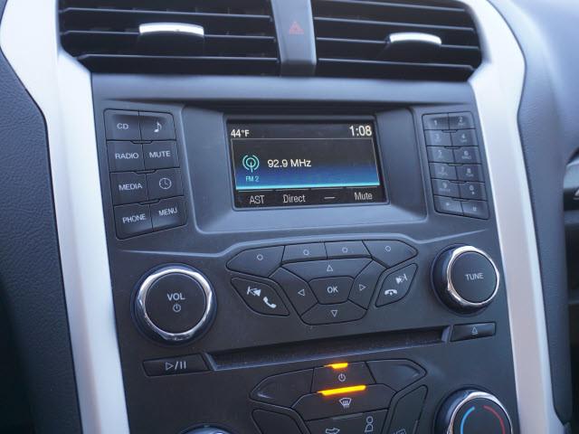 2016 Ford Fusion S Harrison, Arkansas 11