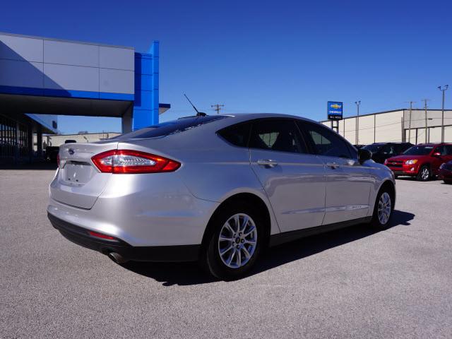 2016 Ford Fusion S Harrison, Arkansas 2
