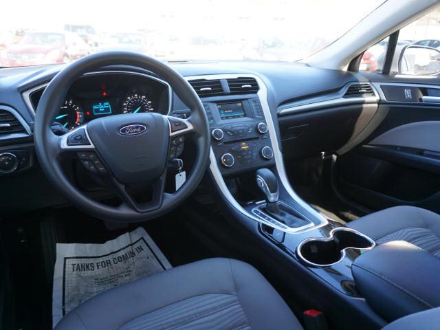 2016 Ford Fusion S Harrison, Arkansas 4
