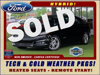 2016 Ford Fusion Hybrid SE FWD - TECH & COLD WEATHER PKGS! Mooresville , NC