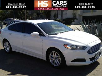 2016 Ford Fusion SE Imperial Beach, California