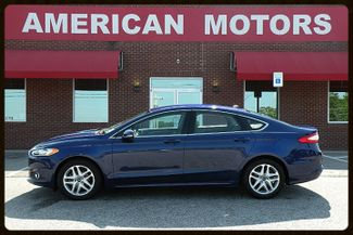 2016 Ford Fusion in Jackson TN
