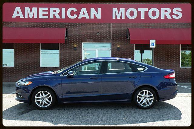 2016 Ford Fusion SE | Jackson, TN | American Motors of Jackson in Jackson TN