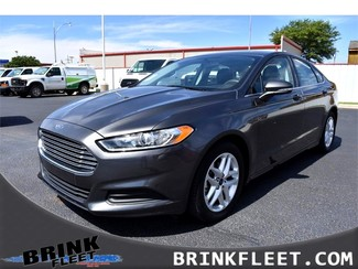 2016 Ford Fusion in Lubbock TX