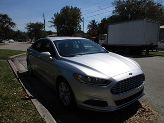 2016 Ford Fusion SE Miami, Florida 5