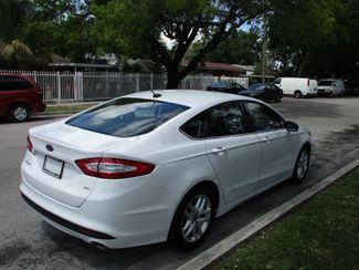 2016 Ford Fusion SE Miami, Florida 4