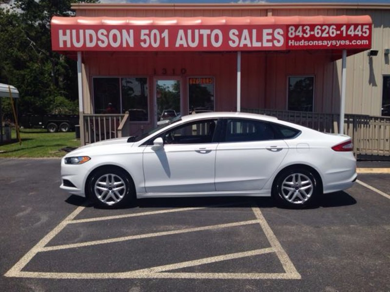 2016 Ford Fusion SE in Myrtle Beach South Carolina