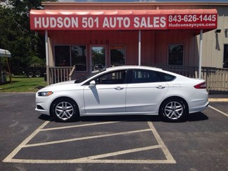 2016 Ford Fusion in Myrtle Beach South Carolina