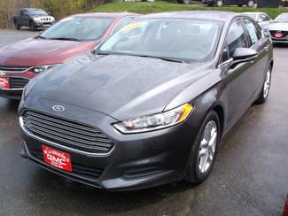 2016 Ford Fusion SE Newport, VT