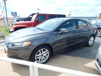 2016 Ford Fusion in Chickasha, Oklahoma