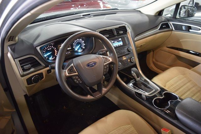 2016 Ford Fusion SE Richmond Hill, New York 11
