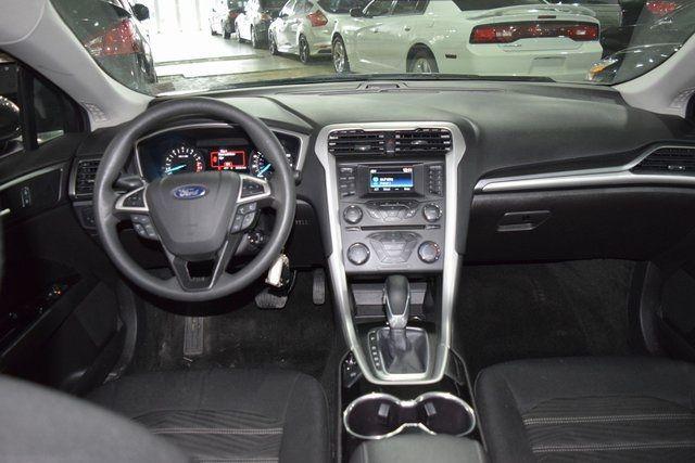 2016 Ford Fusion SE Richmond Hill, New York 19
