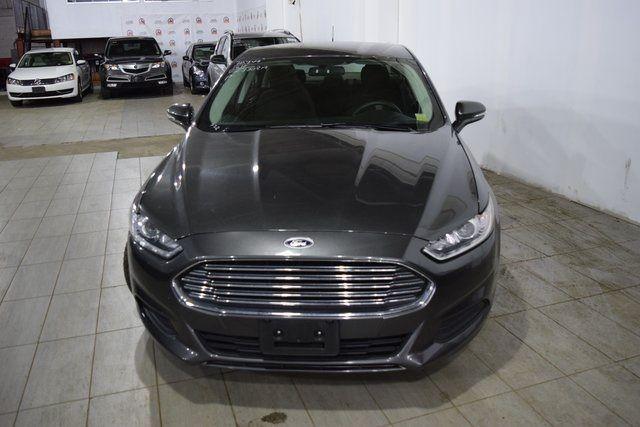 2016 Ford Fusion SE Richmond Hill, New York 2