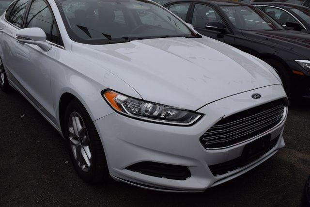 2016 Ford Fusion SE Richmond Hill, New York 1