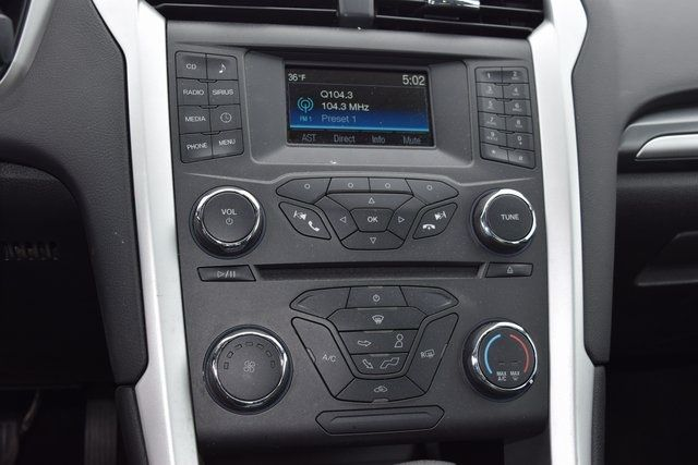 2016 Ford Fusion SE Richmond Hill, New York 36