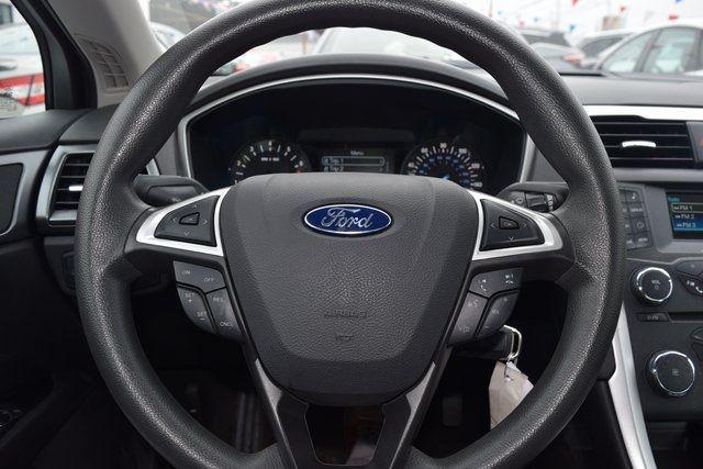 2016 Ford Fusion SE Richmond Hill, New York 44