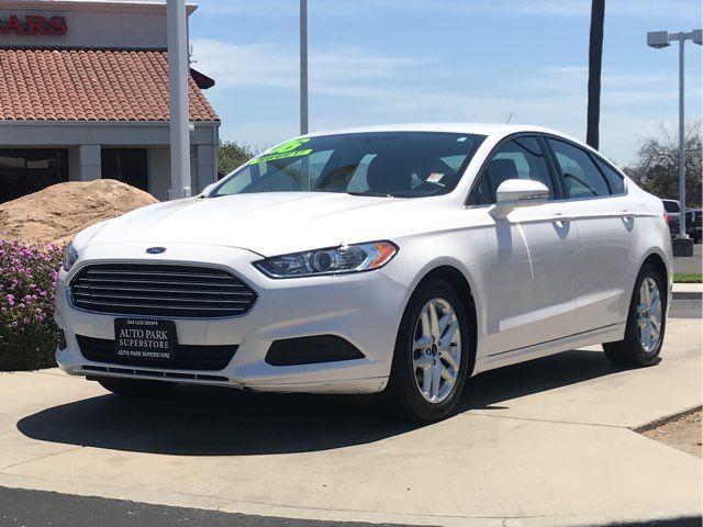 2016 Ford Fusion SE | San Luis Obispo, CA | Auto Park Sales & Service in San Luis Obispo CA