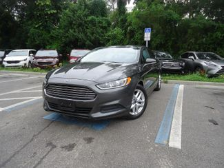 2016 Ford Fusion SE SEFFNER, Florida