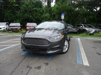 2016 Ford Fusion SE SEFFNER, Florida 5