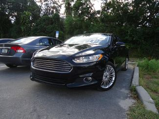 2016 Ford Fusion 2.0t AWD. LEATHER. NAVI. SUNRF. CAM HTD SEATS SEFFNER, Florida