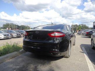 2016 Ford Fusion 2.0t AWD. LEATHER. NAVI. SUNRF. CAM HTD SEATS SEFFNER, Florida 10