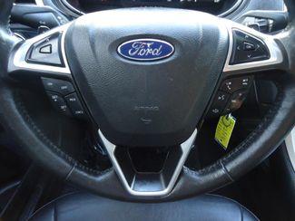 2016 Ford Fusion 2.0t AWD. LEATHER. NAVI. SUNRF. CAM HTD SEATS SEFFNER, Florida 17