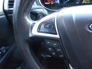 2016 Ford Fusion 2.0t AWD. LEATHER. NAVI. SUNRF. CAM HTD SEATS SEFFNER, Florida 19
