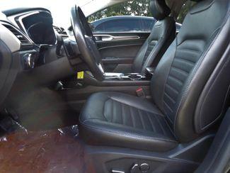 2016 Ford Fusion 2.0t AWD. LEATHER. NAVI. SUNRF. CAM HTD SEATS SEFFNER, Florida 4